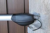 Motor de puerta de garaje en Segovia